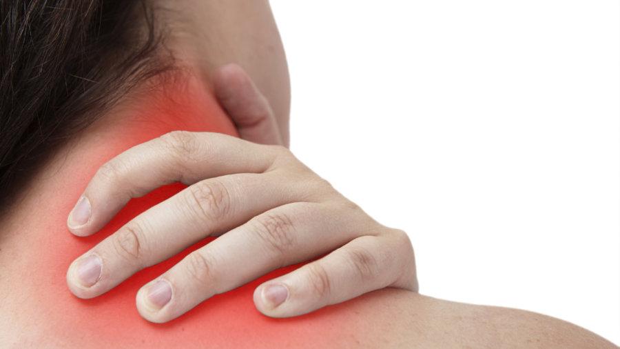 Eliminate Neck & Shoulder Pain When Working Deep