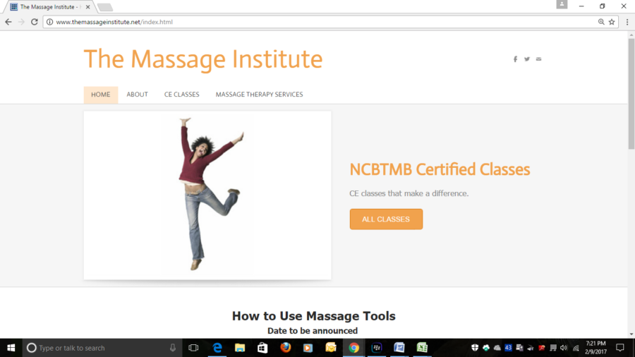 How to Build a Massage Website FAST!